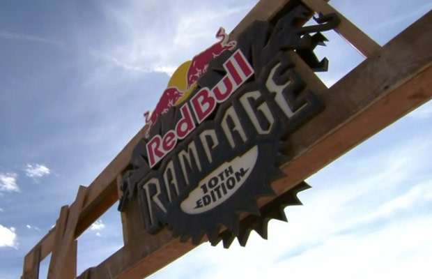 vídeo red bull rampage 2015