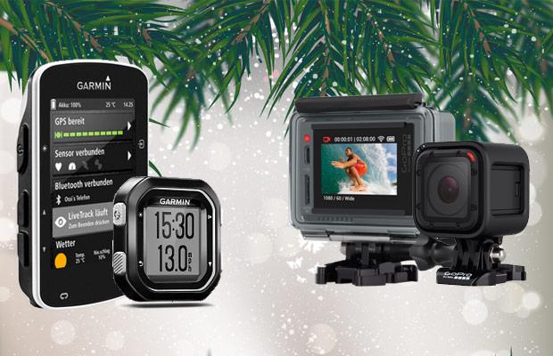 regalar navidad gps cámara acción