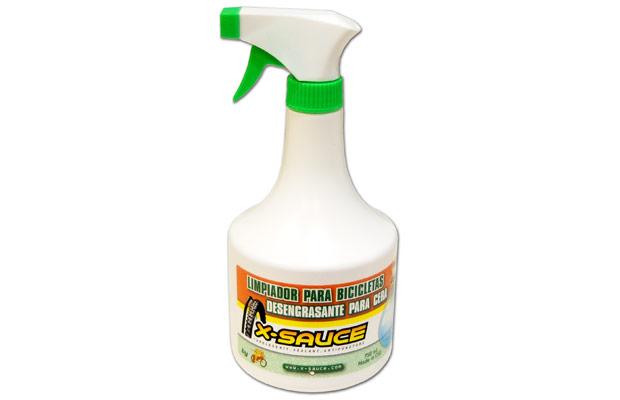 X-Sauce limpiador-desengrasante cera