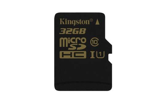 Kingston UHS-I Clase 10 U1 - SDCA10/32GB