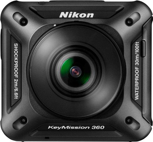 Nikon KeyMission 360 camara