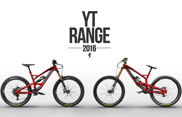 YT Industries 2016