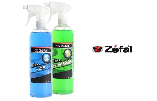 zefal bike wash y bike bio degraser