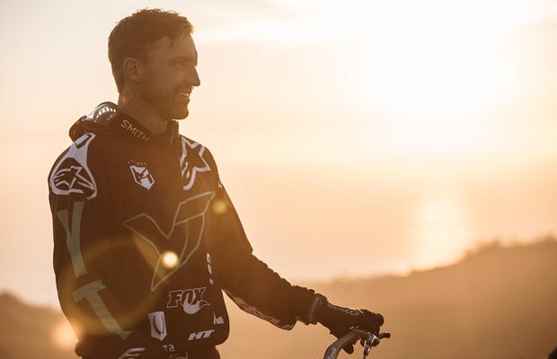Aaron Gwin YT Industries