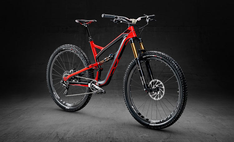 YT Industries Trail all mountain