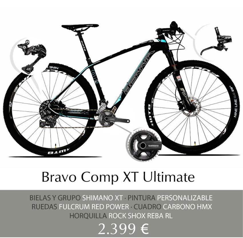 Berria Bravo Comp XT Ultimate