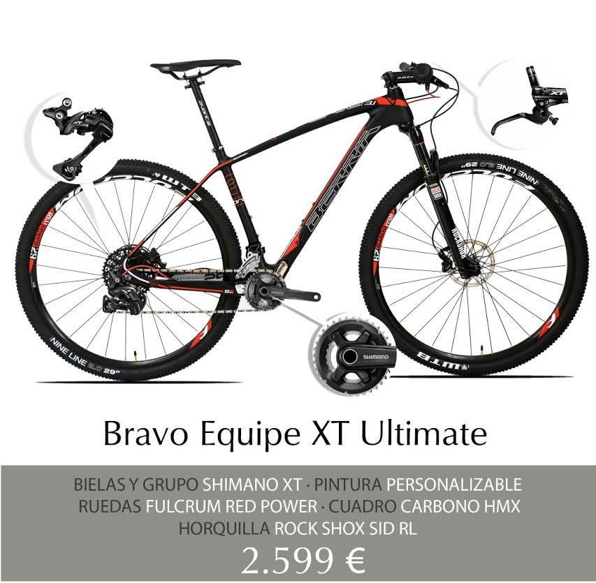 Berria Bravo Equipe XT Ultimate