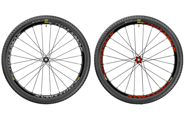 ruedas mavic crossmax pro y elite 2016