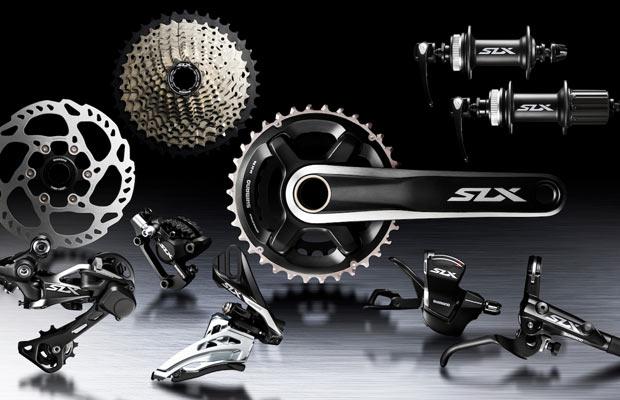 Shimano SLX 2017