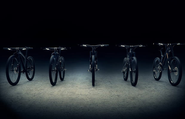Unno bikes Cesar Rojo