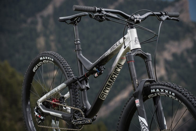 Commencal META AM V4 RACE BRUSHED Limited EDITION 2016