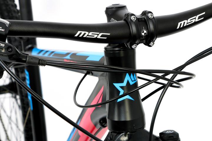 MSC Mercury Aluminio