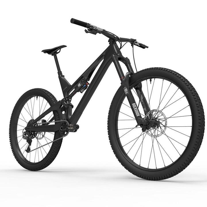 UNNO Bikes Enduro Cesar Rojo