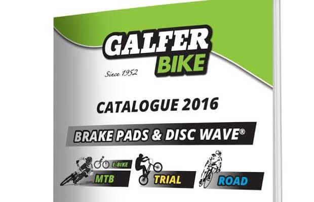 catalogo galfer bike 2016