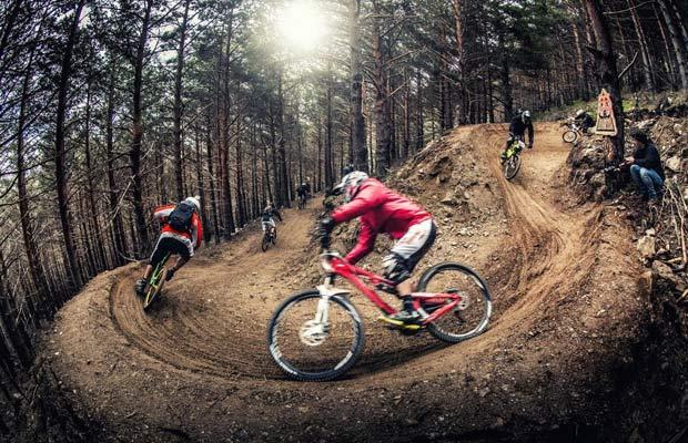 Red Bull Holly Bike La Pinilla 2016