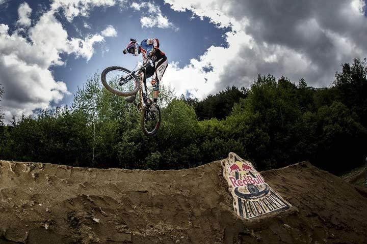 Red Bull Holly Bike 2016