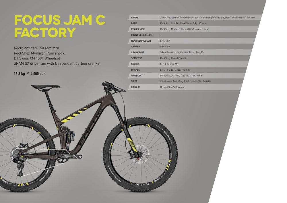 Focus JAM C FACTORY