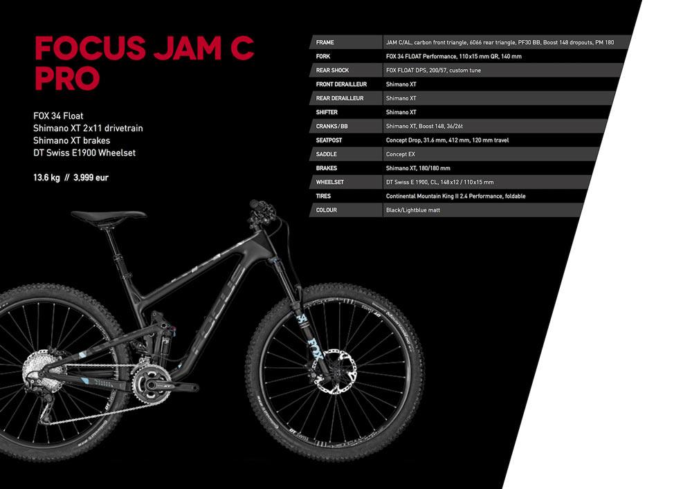Focus JAM C PRO