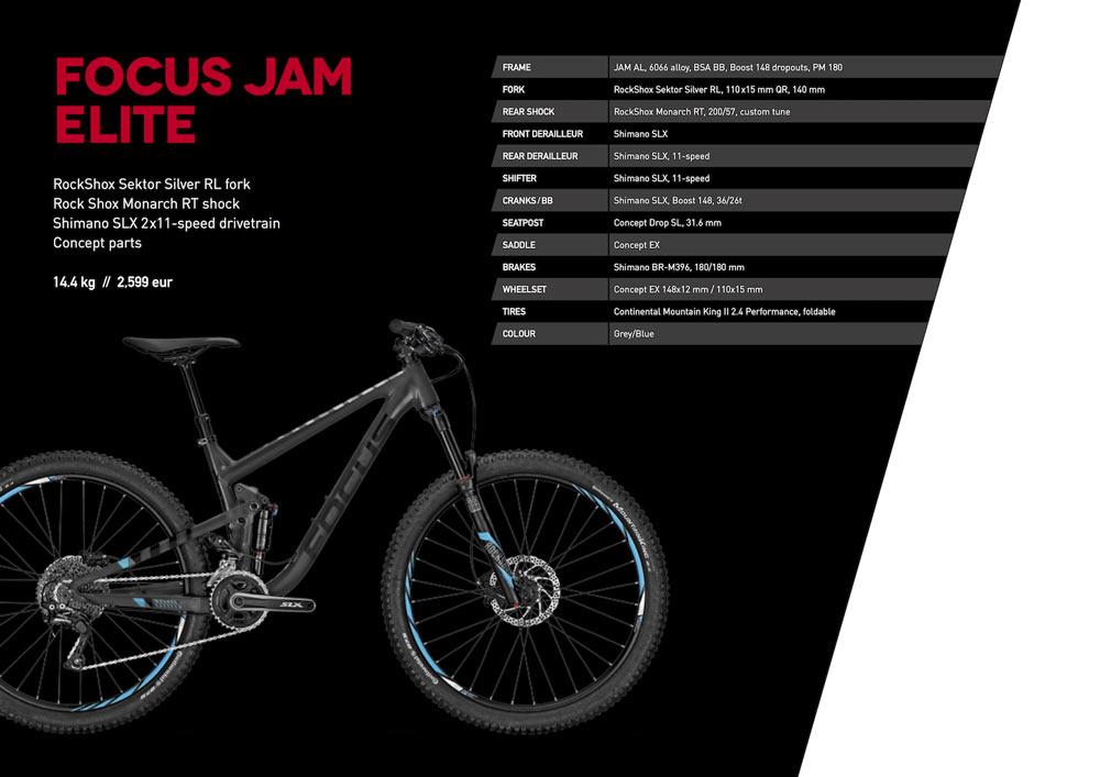 Focus JAM Elite