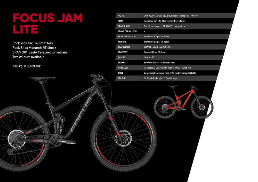 Focus JAM Lite