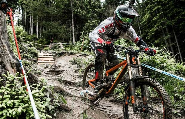 Claudio Caluori Leogang 2016 preview