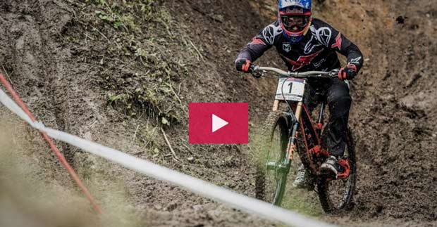 Leogang DH 2016 video