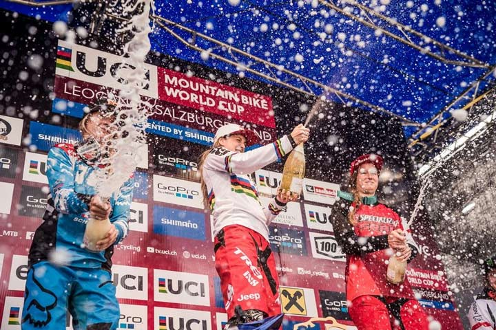 leogang 2016 podium women