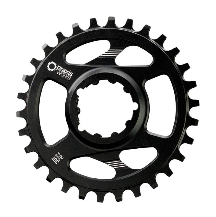 Praxis works ring wave technology direct mount