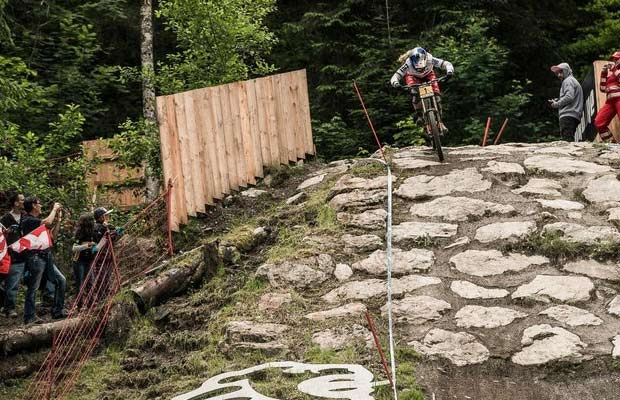 world cup Leogang dh 2016 video