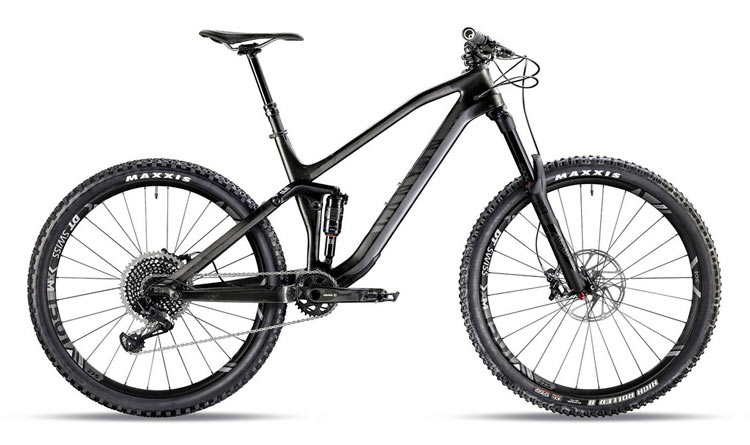Canyon Spectral 2017