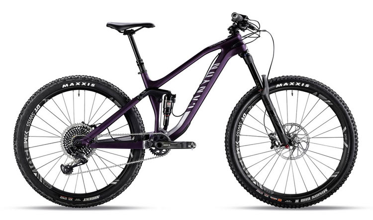 Canyon Spectral WMN 2017