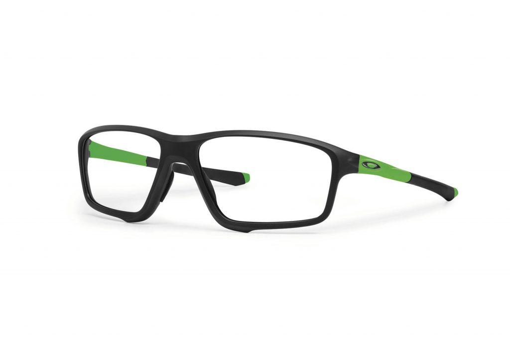 Oakley Crosslink Zero Green Fade