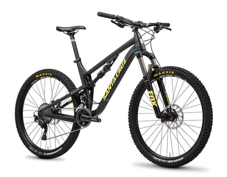 Santa Cruz 5010 2017 Aluminio Kit Rx2