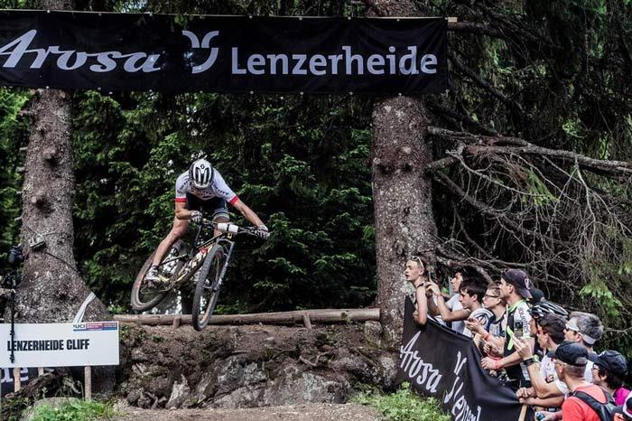 World Cup XC Lenzerheide 2016 Nino Schurter