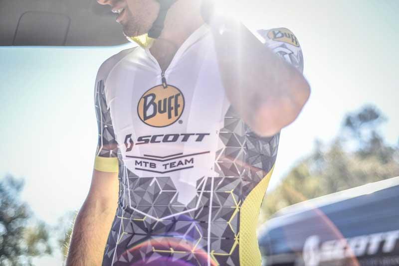 BUFF SCOTT MTB TEAM 2017 inverse