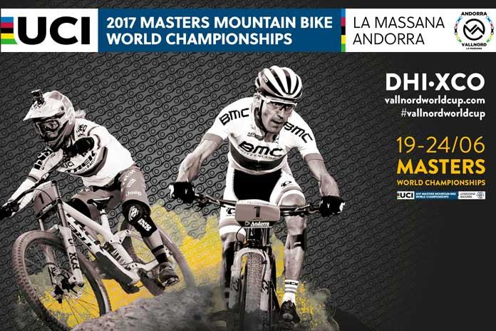world championship xco dhi masters la massana 2017