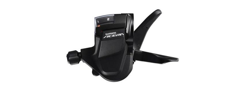 Shimano Acera M3000 pulsadores