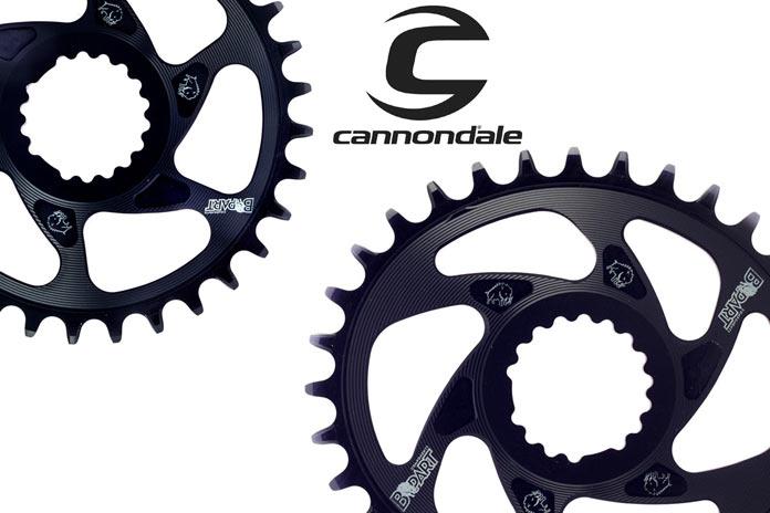 Bpart Components platos Cannondale
