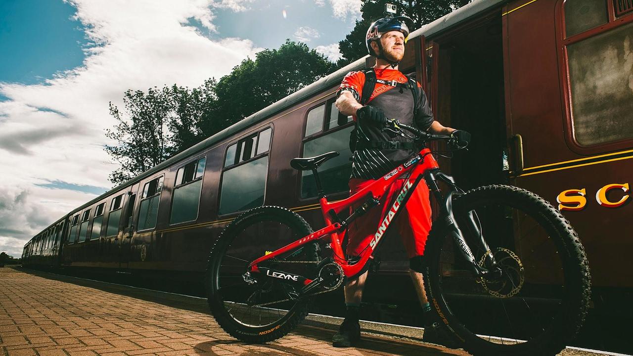bicicleta Danny Macaskill