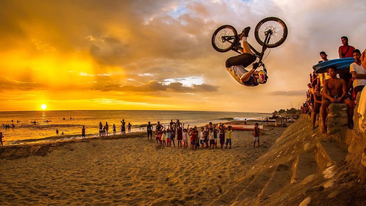 Danny MacAskill: Drop and Roll Ride The Philippines