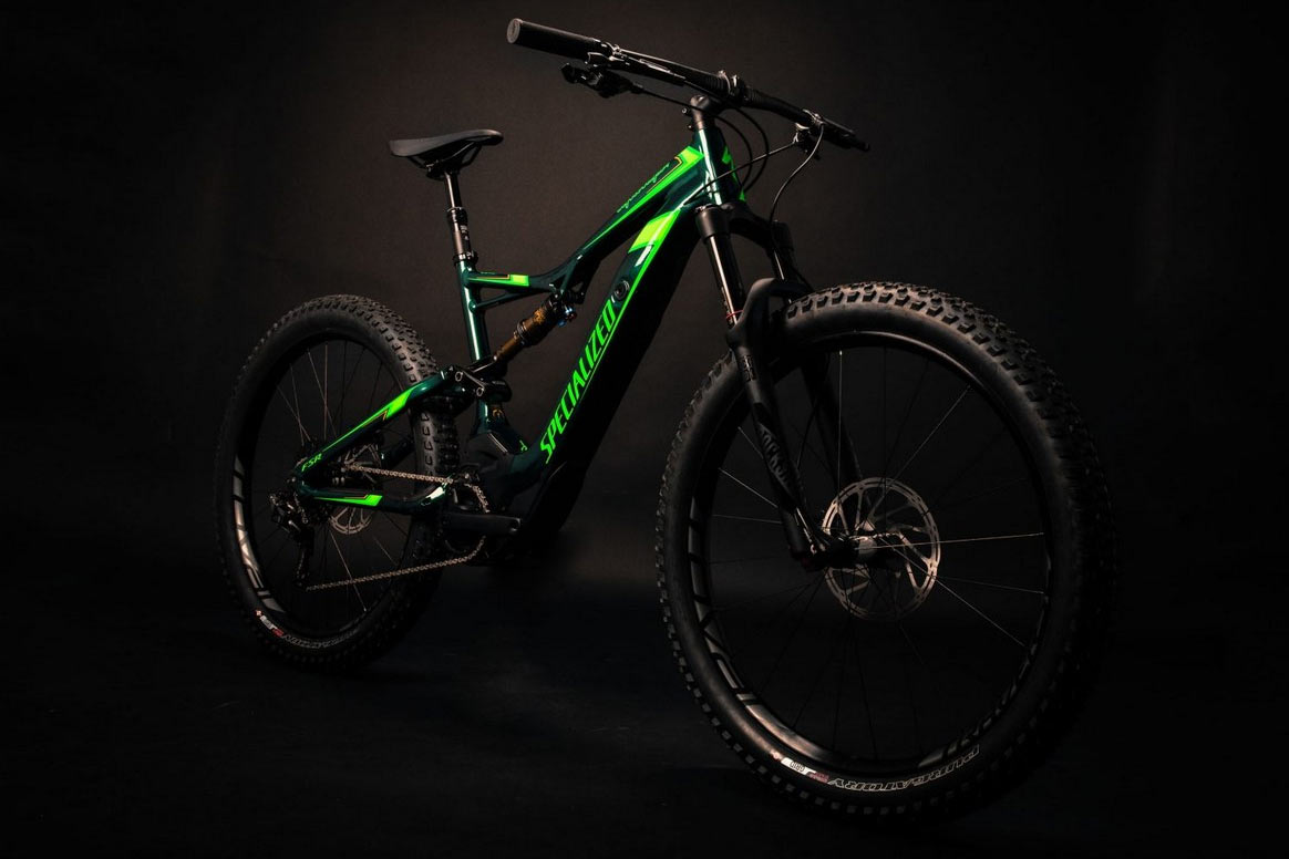specialized turbo levo FSR Troy Lee Designs