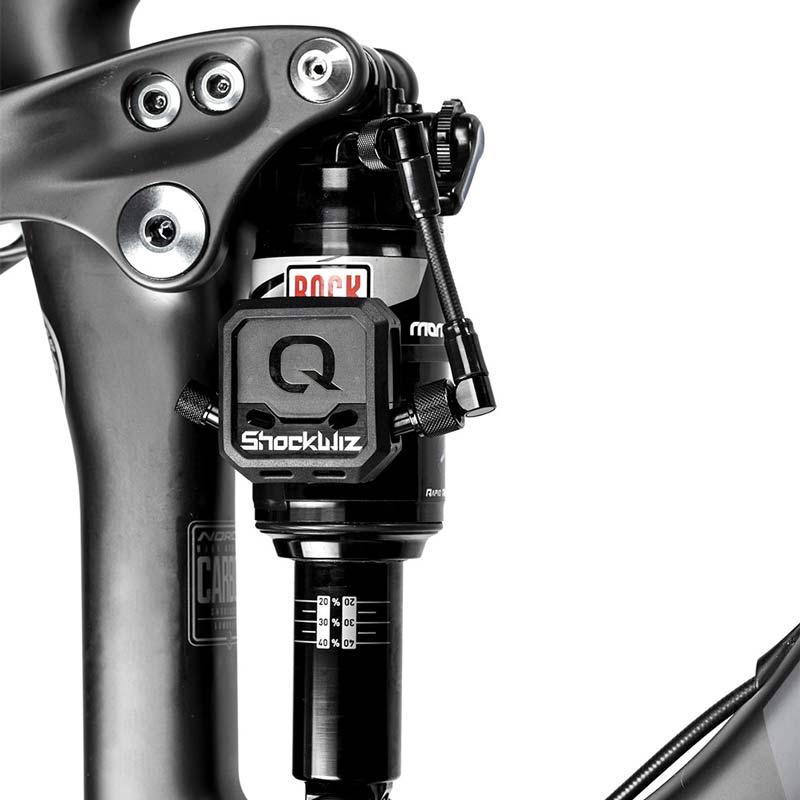 quarq shockwiz amortiguador