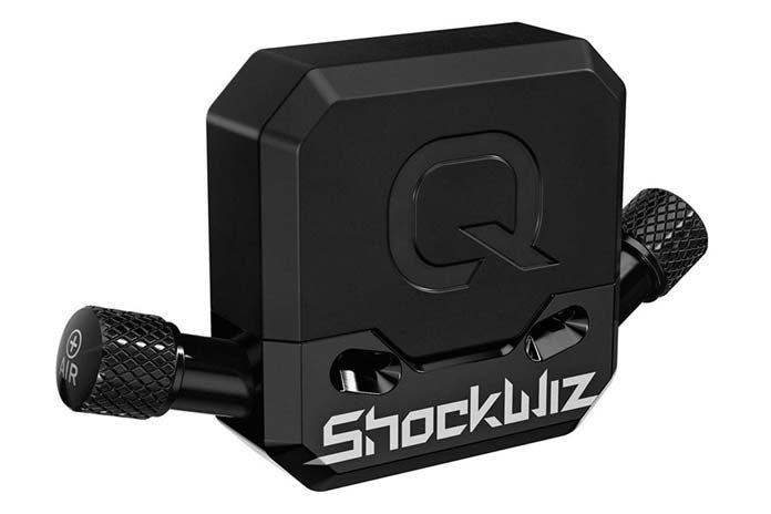 SRAM quarq shockwiz