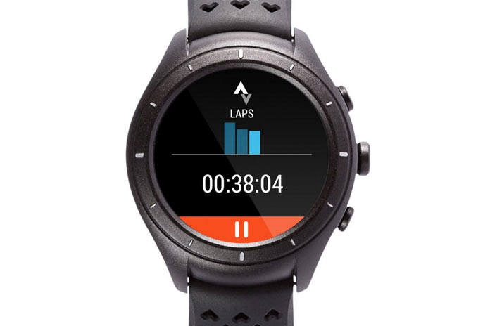 strava smartwatch android wear 2.0