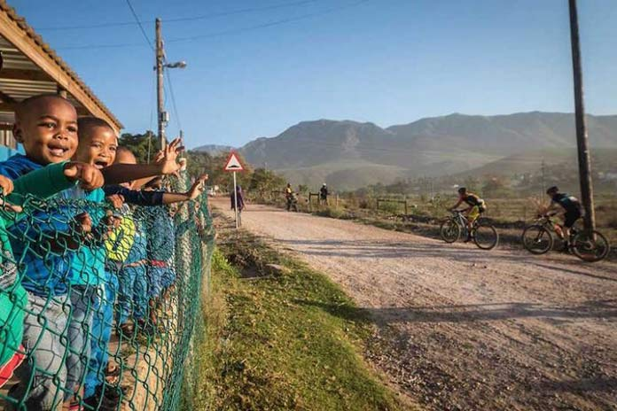 Absa Cape Epic 2017 Videos Stage 3