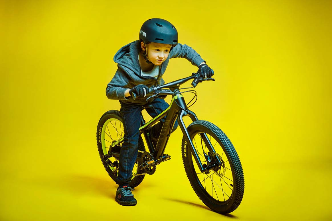 Canyon Kids MTB
