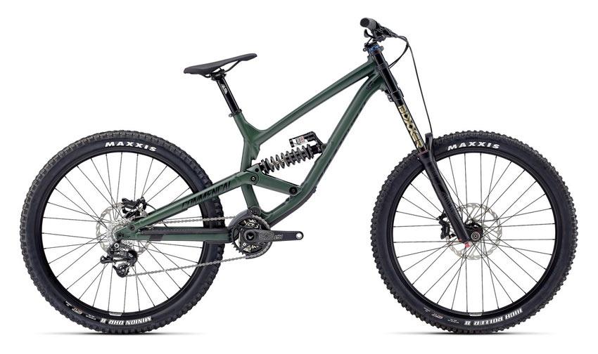 Commencal Furious Origin Green
