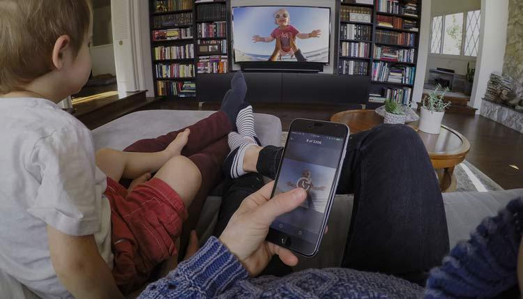 GoPro Plus TV