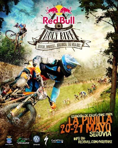 Red Bull Holy Bike 2017 fechas