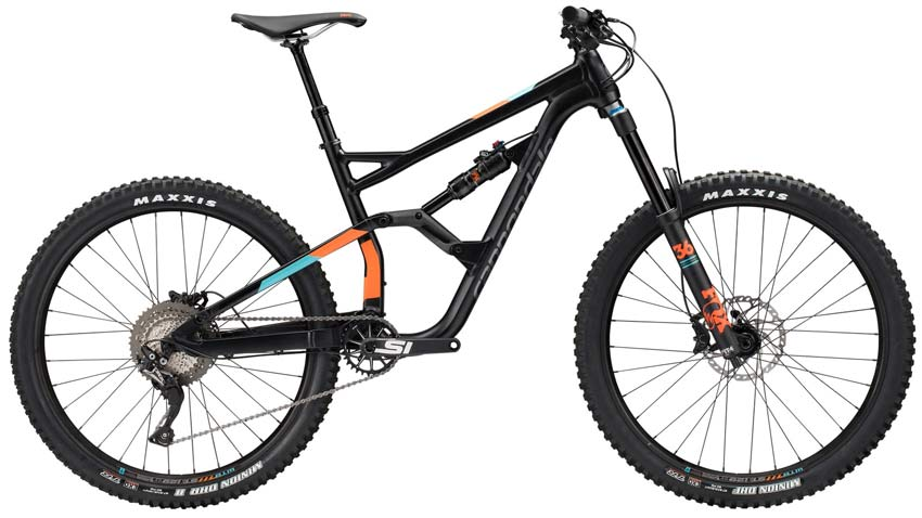 Cannondale Jekyll 4 2017